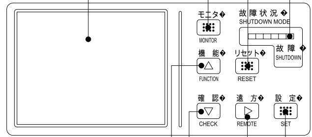 Màn hình máy nén khí trục vít không dầu Hitachi