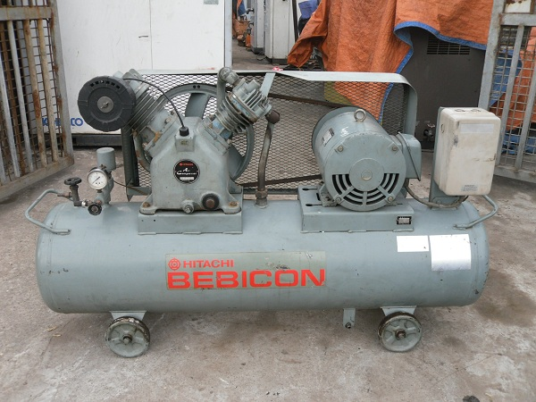 may nen khi Piston Hitachi cu 5.5 kw